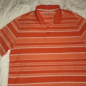 Nike Golf Polo XL Orange